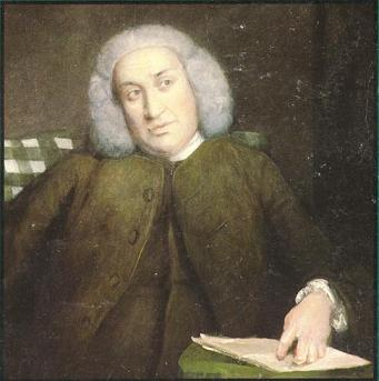 a biography of samuel johnson [from james boswell, life of johnson, as quoted in lawrence c mchenry, jr,  samuel johnson's tics and gesticulations, journal of the history of medicine,.